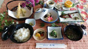 2160円昼食