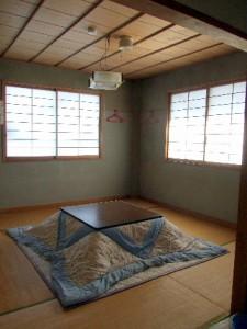客室例(大部屋もあります)