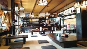 白石旅館食堂