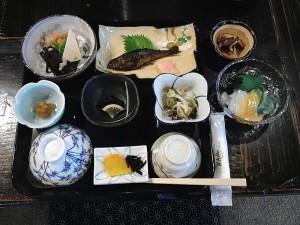 2000円定食